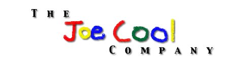 Joe Cool Logo